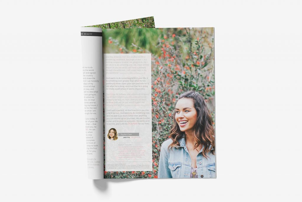 magazine design, christian magazine, christian magazine design, digital magazine