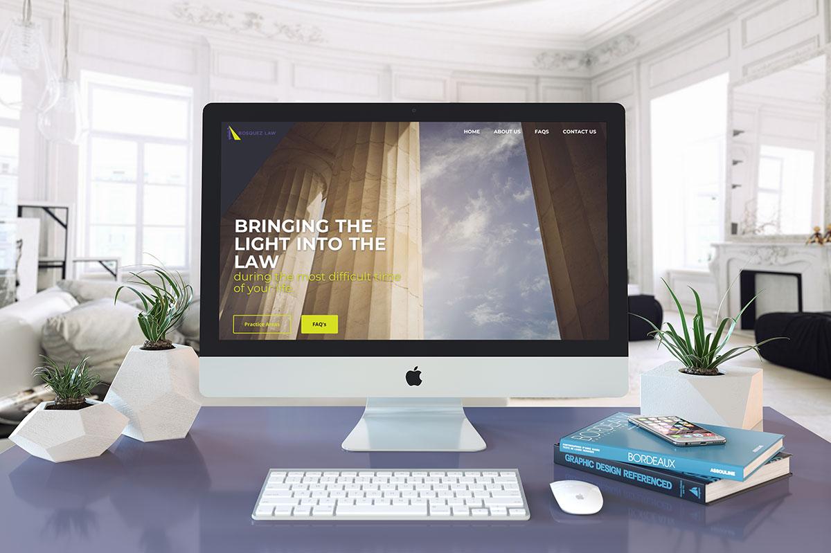 law firm branding, law firm logo, law firm website design, law firm design, Florida law firm