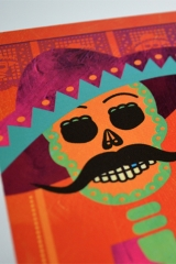 Dia de Los Muertos Event Marketing Campaign