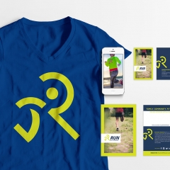 Run on a Mission Branding