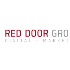 Red Door Group Marketing + It Logo