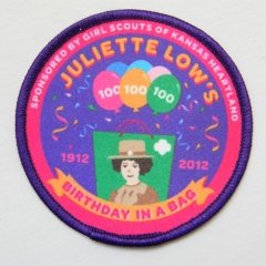 Girl Scouts Kansas Patch
