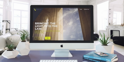Bosquez Law Firm Branding