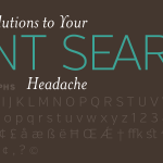 10 solutions to your font search headache
