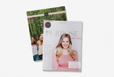 magazine design, christian magazine, christian magazine design, digital magazine, Kristen Dalton