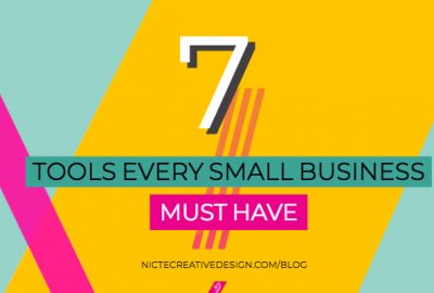 Tools every small business must have, small business week, small business, small business tools, managing a small business, branding a small business, diy design tools