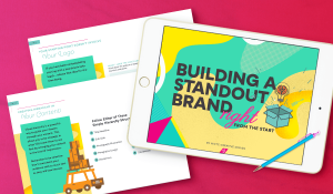 Learn how to build a standout brand for your new business