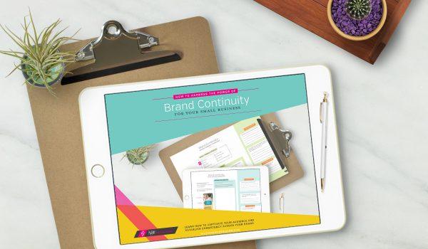 Brand Continuity Workbook