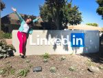 Nicte Cuevas at LinkedIn, LinkedIn, LinkedIn Learning, LinkedIn Author, LinkedIn Instructor, Graphic Designer, Online course for Adobe Spark Post, Course for Adobe Spark Post