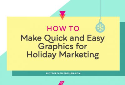 How to make quick and easy Holiday Graphics, Spark Post, Adobe Spark Post, Social Media graphics, Giving Tuesday, Holiday graphics, black Friday graphics