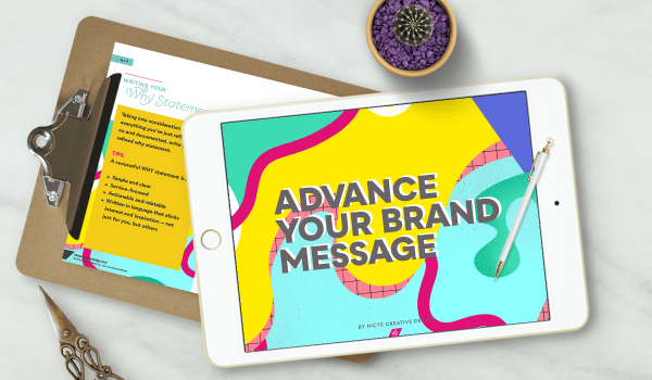 Advance Your Brand Message with Nicte Creative Design