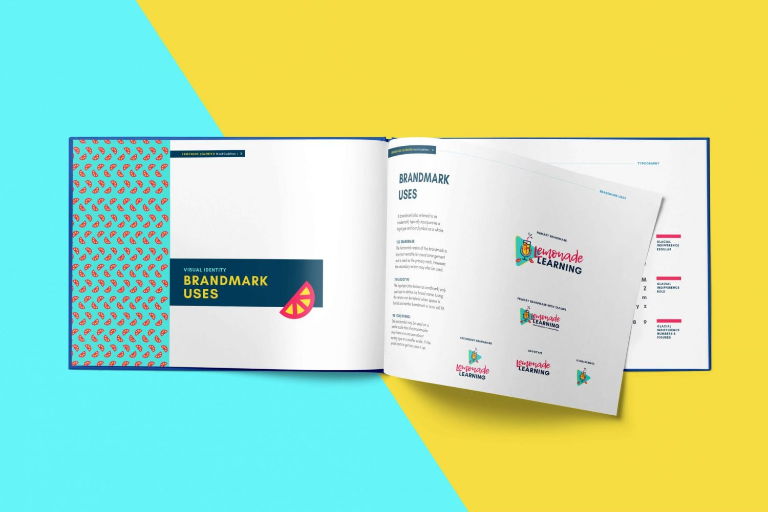 Lemonade Learning Style-guide by Nicte Creative Design