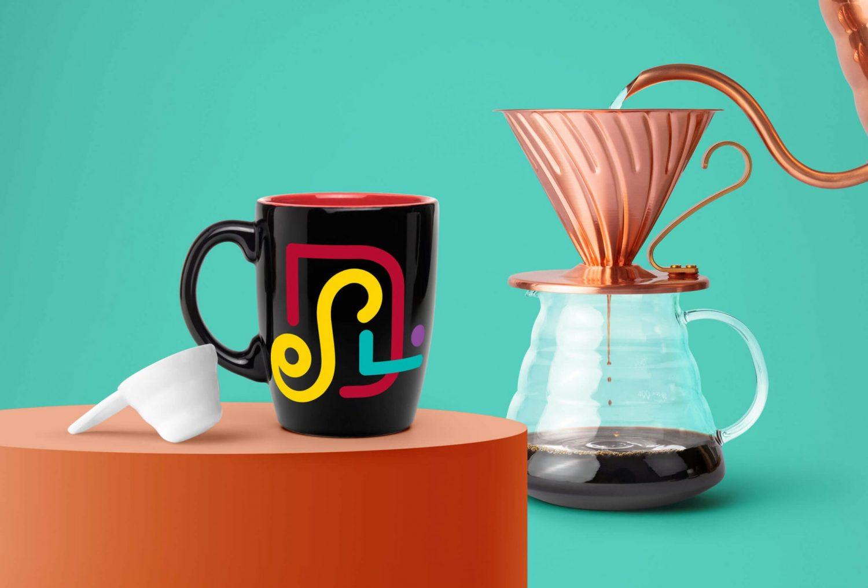 Smith Davidson Leadership Initiative branding by Nicte Creative Design