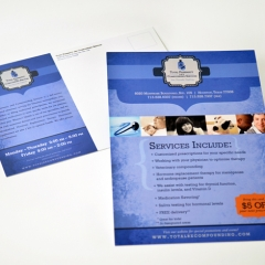 Total Pharmacy and Compounding Services Mailer